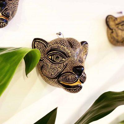 jaguar de barro