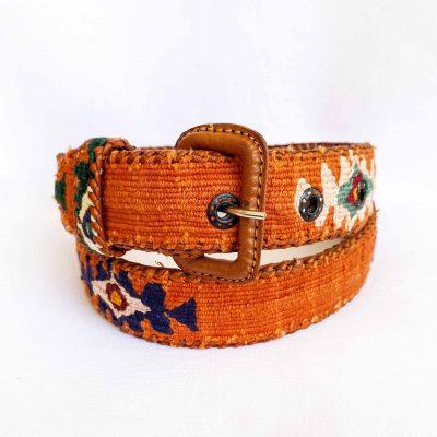cinturon maya ladrillo